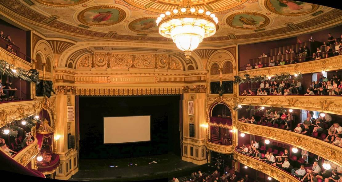kongelige teater gamle scene